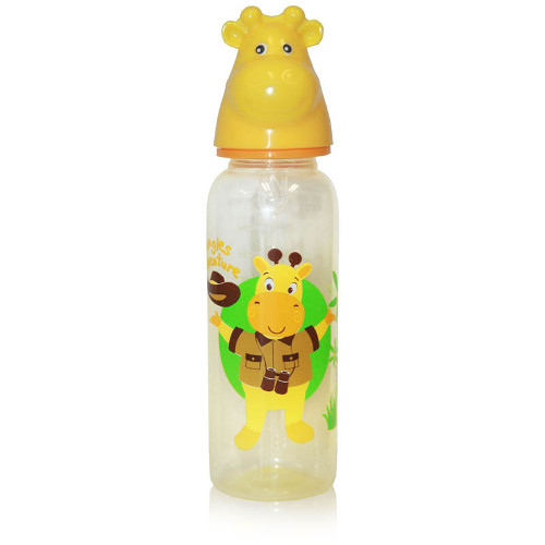 Biberon cu Animale Baby Care 250 ml