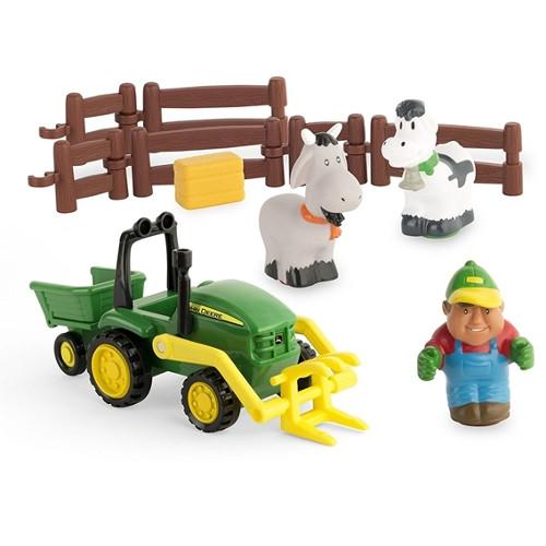Biemme Set Tractor cu Incarcator