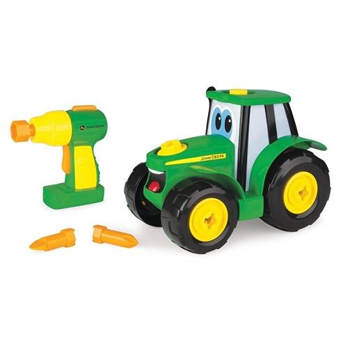 Construieste un Tractoras