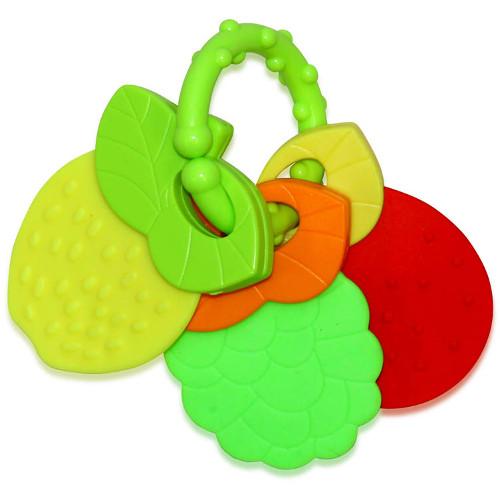 Jucarie Zornaitoare cu Trei Fructe