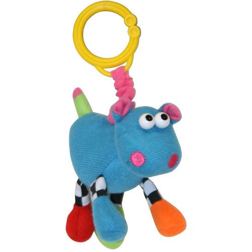 Jucarie din Plus cu Vibratii Hippo 10 cm