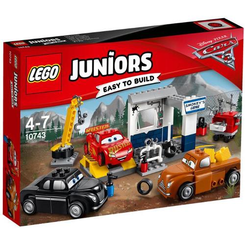 LEGO Juniors Garajul lui Fumuriu