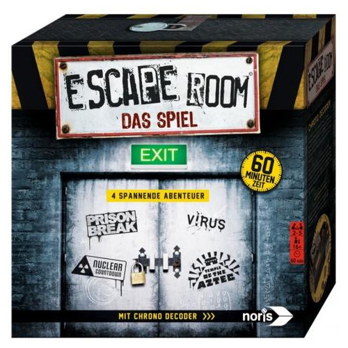 Joc Noris Escape Room