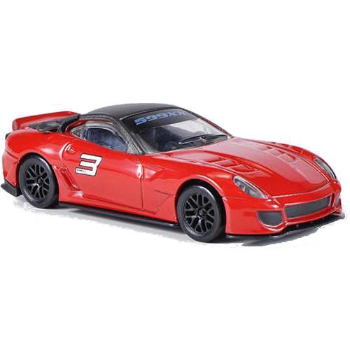 Masina cu Lumini si Sunete Ferrari 599XX Rosu