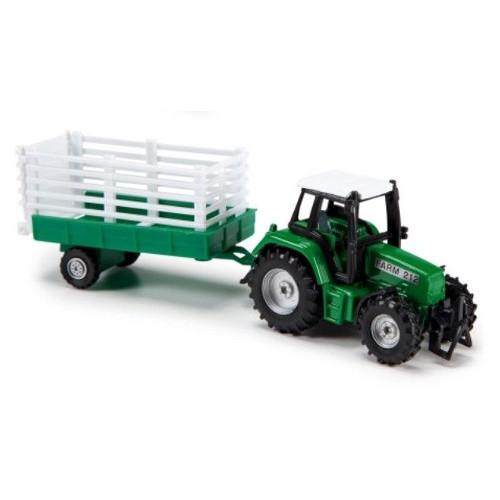 Masinuta Tractor Farm Life cu Remorca Fan