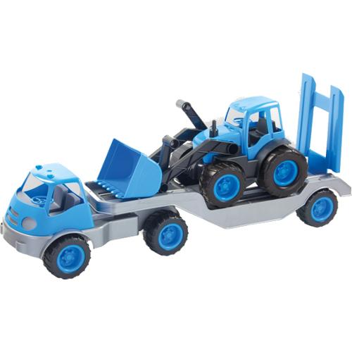 Camion Transportor de Tractoare