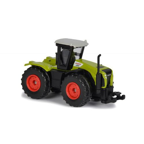 Jucarie Tractor Verde Class Xerion 5000