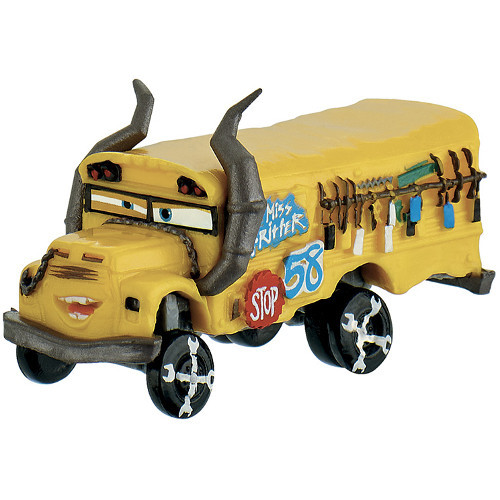 Figurina Miss Fritter Cars 3
