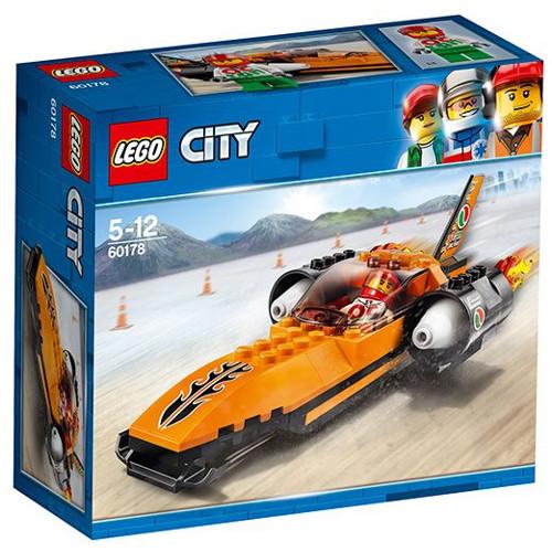 LEGO City Masina de Viteza 60178