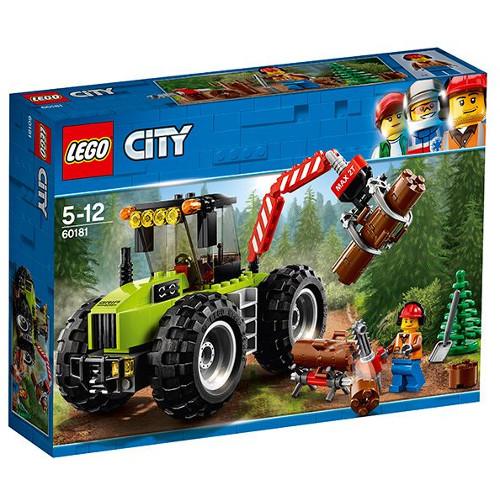 LEGO City Tractor de Padure 60181