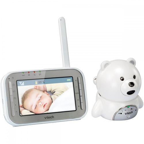 Videofon Digital de Monitorizare Bebelusi Ursulet BM4200 thumbnail
