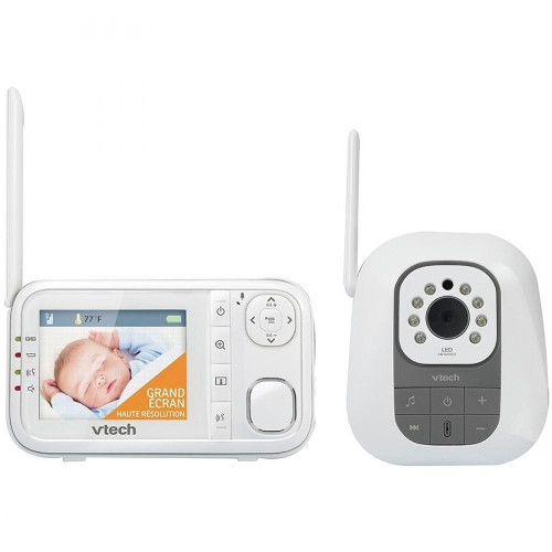 Videofon Digital de Monitorizare Bebelusi BM3200 thumbnail