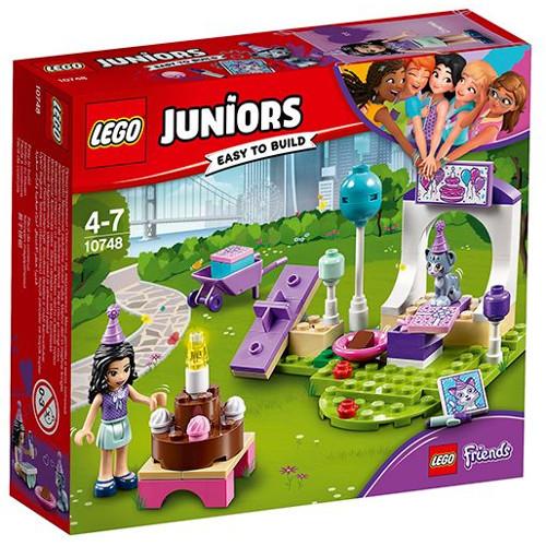 LEGO Juniors Petrecerea Emmei 10748
