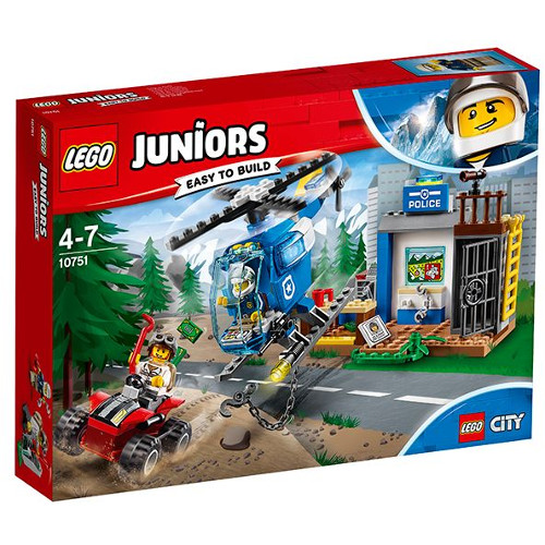 LEGO Juniors Urmarire pe Munte 10751