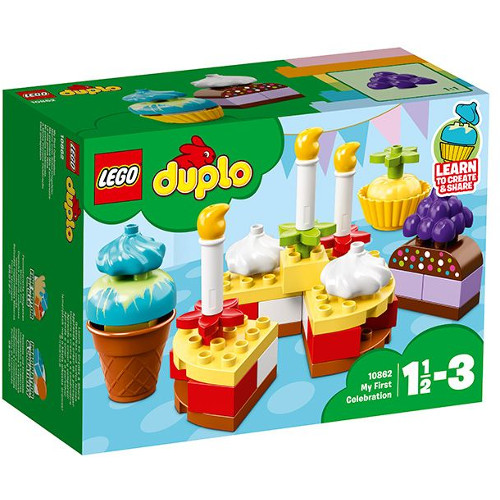 LEGO DUPLO Prima Mea Festivitate 10862