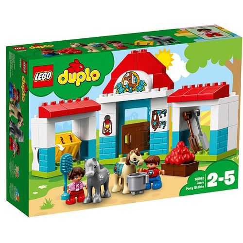 LEGO DUPLO Grajdul Poneilor 10868