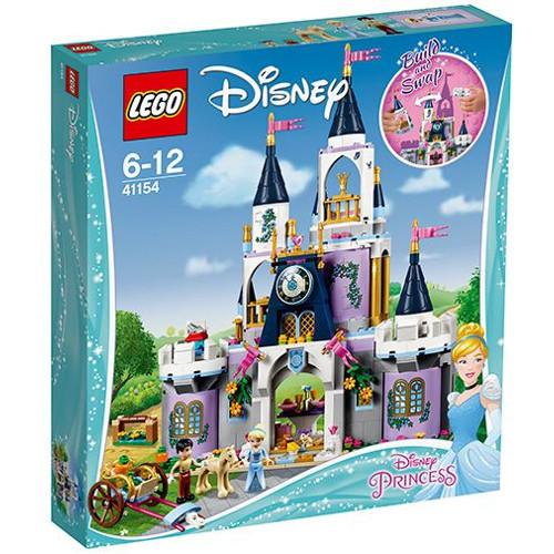 LEGO Disney Castelul de Vis al Cenusaresei 41154