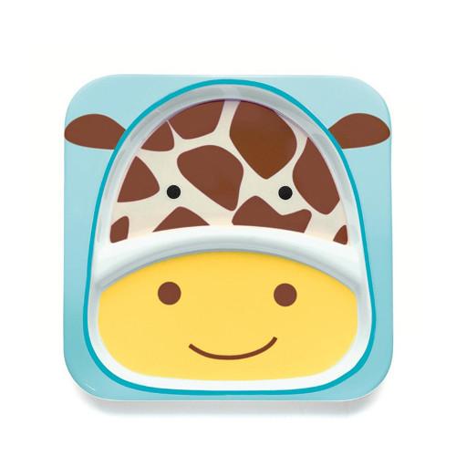 Farfurie Compartimentata Girafa