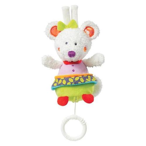 Brevi Soft Toys Jucarie Muzicala Soricel