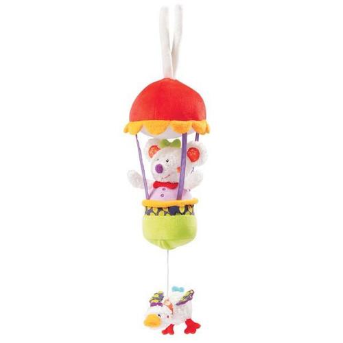 Brevi Soft Toys Jucarie Muzicala Soricel cu Ratusca