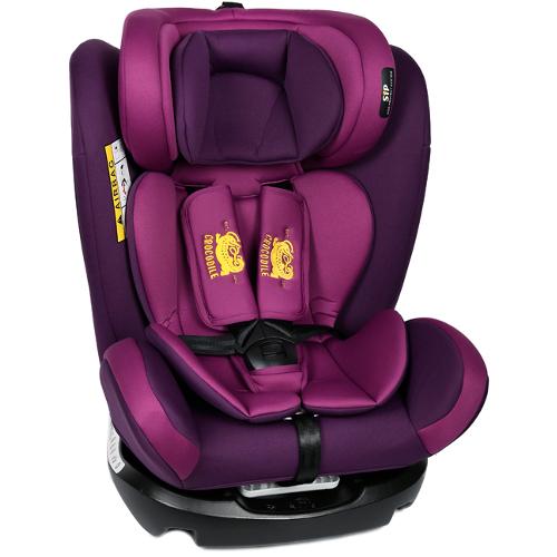 Scaun Auto cu Isofix Riola Plus Purple, 0-36 kg