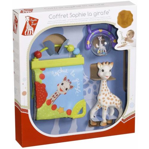 Vulli Set Cadou Jucarii Activitati Girafa Sophie