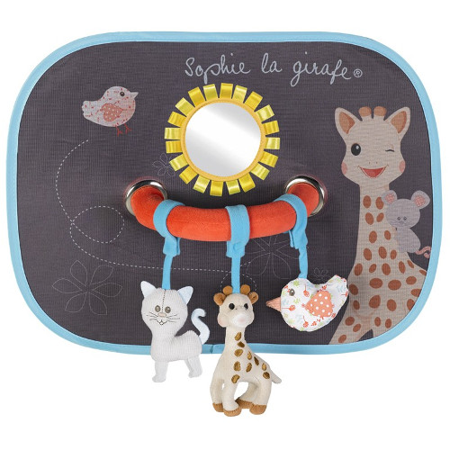 Set 2 Parasolare cu Jucarii Girafa Sophie