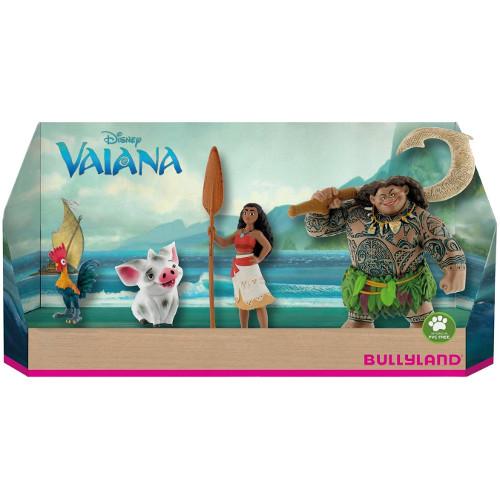 Set 4 Figurine Vaiana