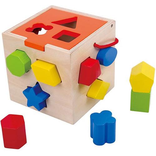 Tooky Toy Sortator de Forme
