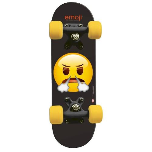 Mini Skateboard Emoji 43 cm thumbnail