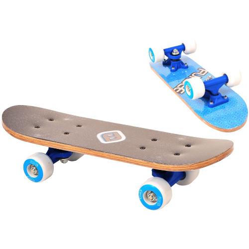 Mini Skateboard Funbee 43 cm Albastru thumbnail