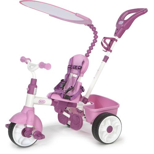 Tricicleta 4 in 1 Roz thumbnail