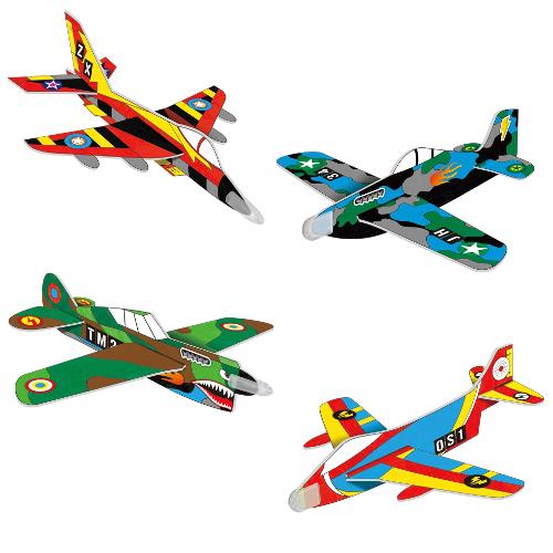 Set Avioane din Spuma
