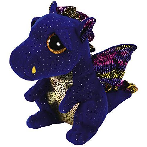 Ty Jucarie Plus Dragonul Saffire 15 cm