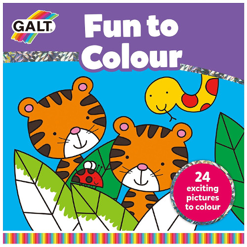 Galt Carte de Colorat Fun to Color