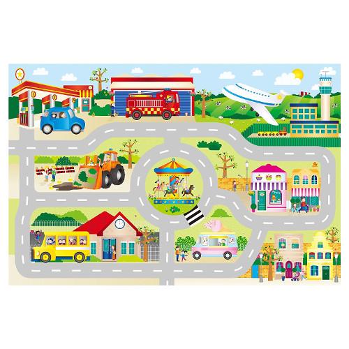 Puzzle Gigant Orasul