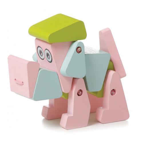 Cubika Set Constructii Catelusul Acrobat