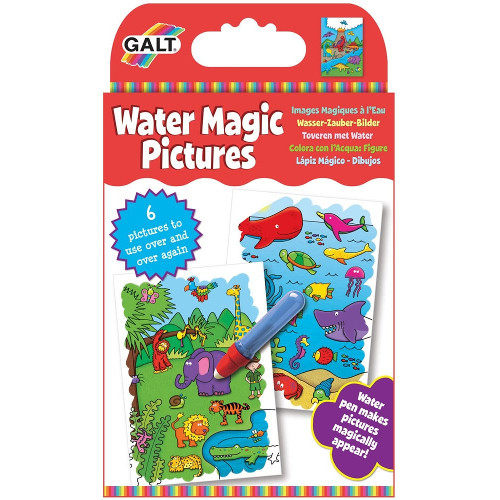 Set de colorat Water Magic