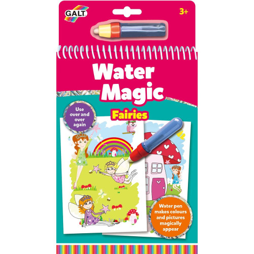 Galt Carte de Colorat Water Magic – Zane