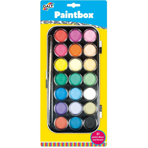 Galt Set Acuarele Paintbox