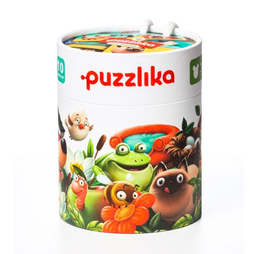 Puzzle Casuta Animalelor
