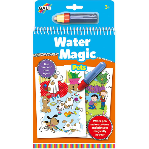 Galt Carte Colorat Water Magic Animale de Companie