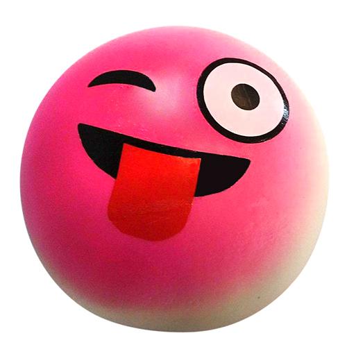Jucarie Squishy Emoji Wink
