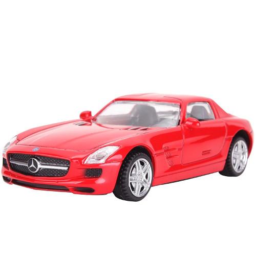 Masinuta Mercedes SLS, Scara 1:43