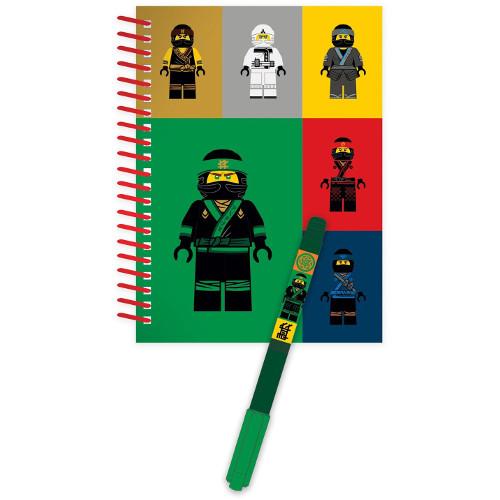 LEGO LEGO Mini Jurnal Ninjago