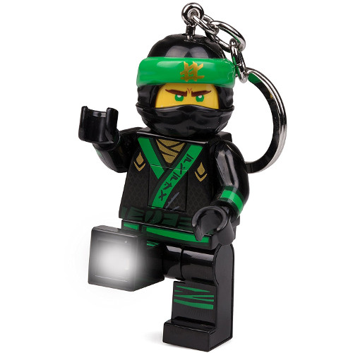 LEGO Ninjago Breloc cu Lanterna Lloyd