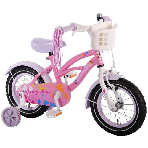 Volare Bicicleta cu Roti Ajutatoare Yipeeh Spring Time 12 inch