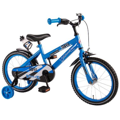 Volare Bicicleta cu Roti Ajutatoare Super 16 inch