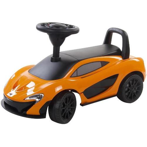 Masinuta fara Pedale McLaren P1 Portocalie thumbnail