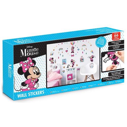 Kit Decor Minnie Mouse